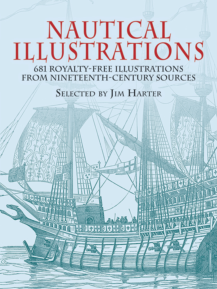 Nautical Illustrations, 681 Permission-Free Illustrations from Nineteenth-Century Sources