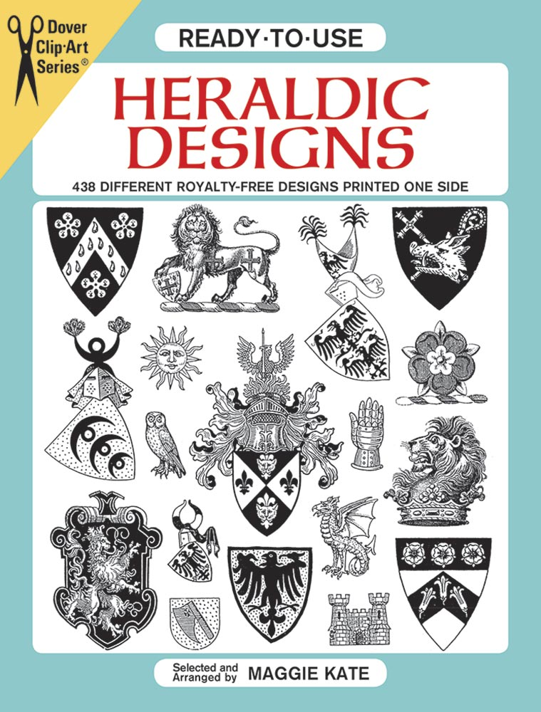 Ready to Use Heraldic Designs
