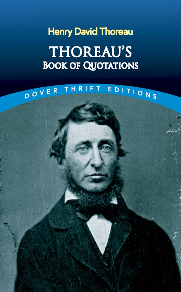 Thoreau: a Book of Quotations